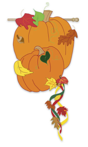 Autumn/Thanksgiving Flags